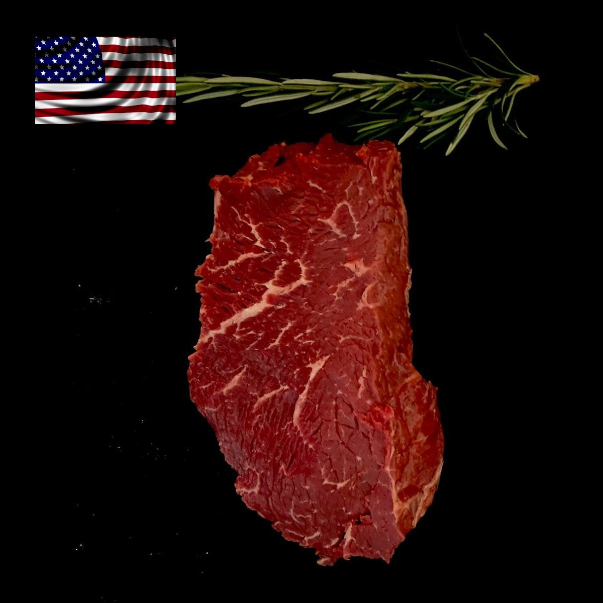 Black Angus Hüftsteak - Creekstone - USA