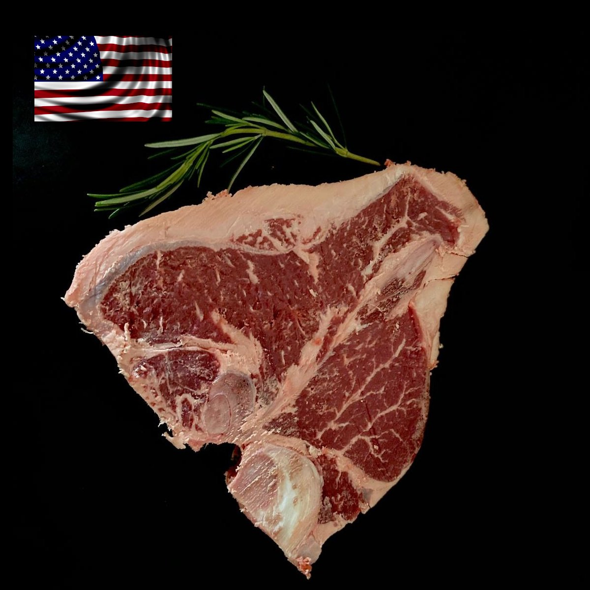 Black Angus Porterhouse - Creekstone - USA