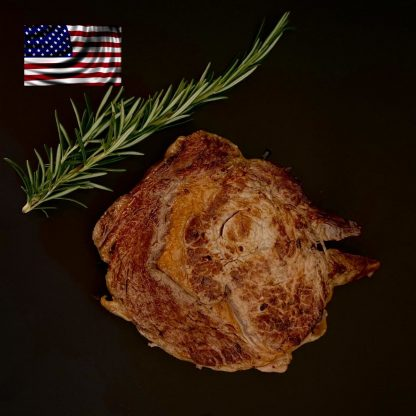 Black Angus Ribeye Steak gegrillt - Creekstone - USA
