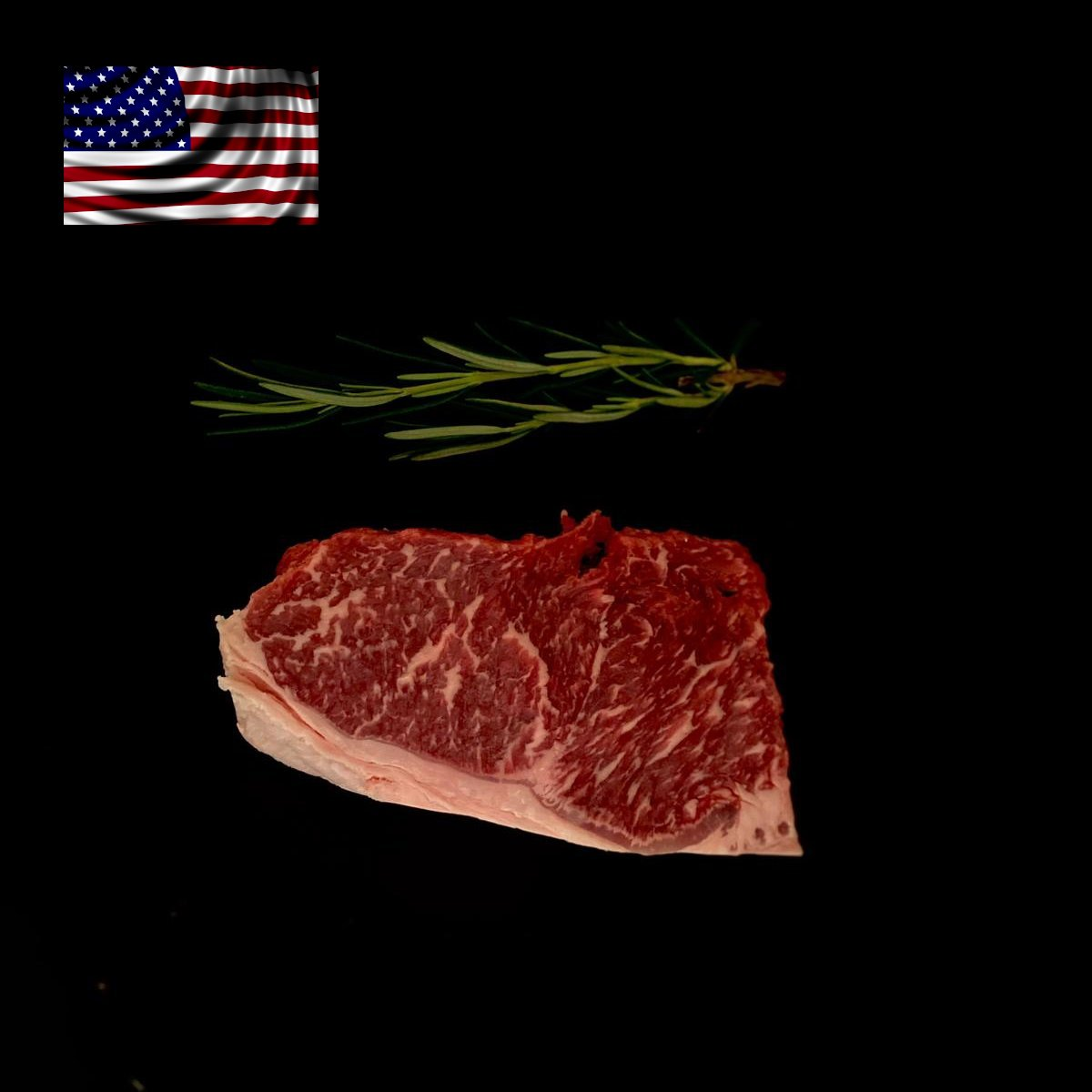 Black Angus Roastbeef - Creekstone Farms - USA