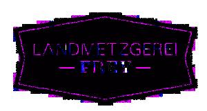 Landmetzgerei Frei Logo