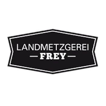 Landmetzgerei Frey - Logo