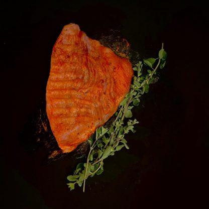 Putensteak Gyros ideal zum Grillen
