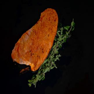 Putensteak Paprika ideal zum Grillen