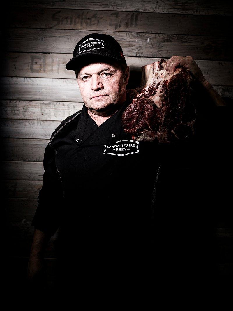 Beef Rocker Manne