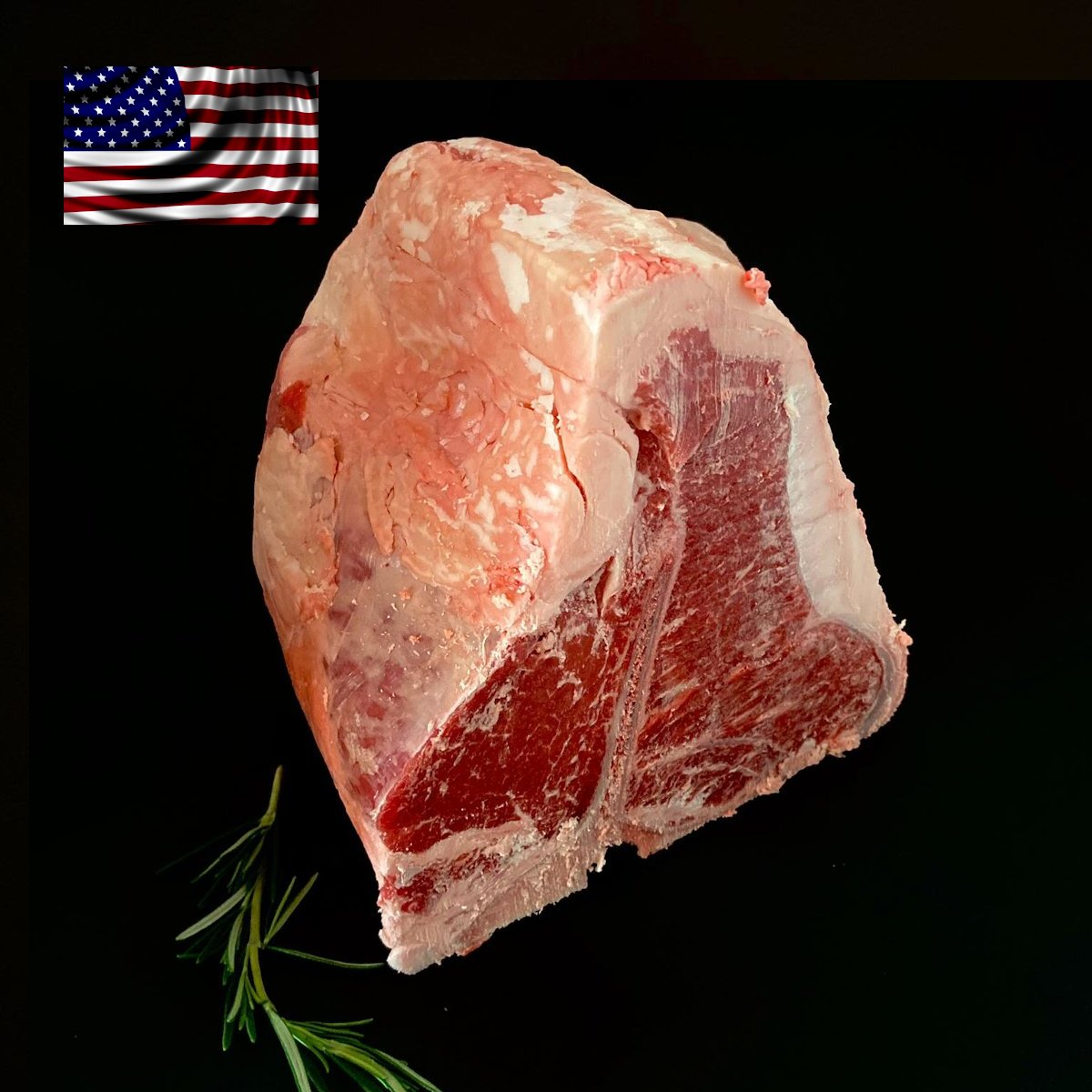 Black Angus Porterhouse am Stück - Creekstone - USA