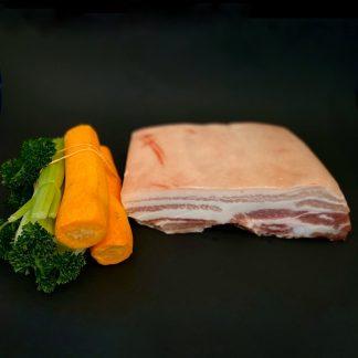 Hällischer Schweinebauch am Stück