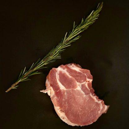 Hällischer Schweinehals Steak