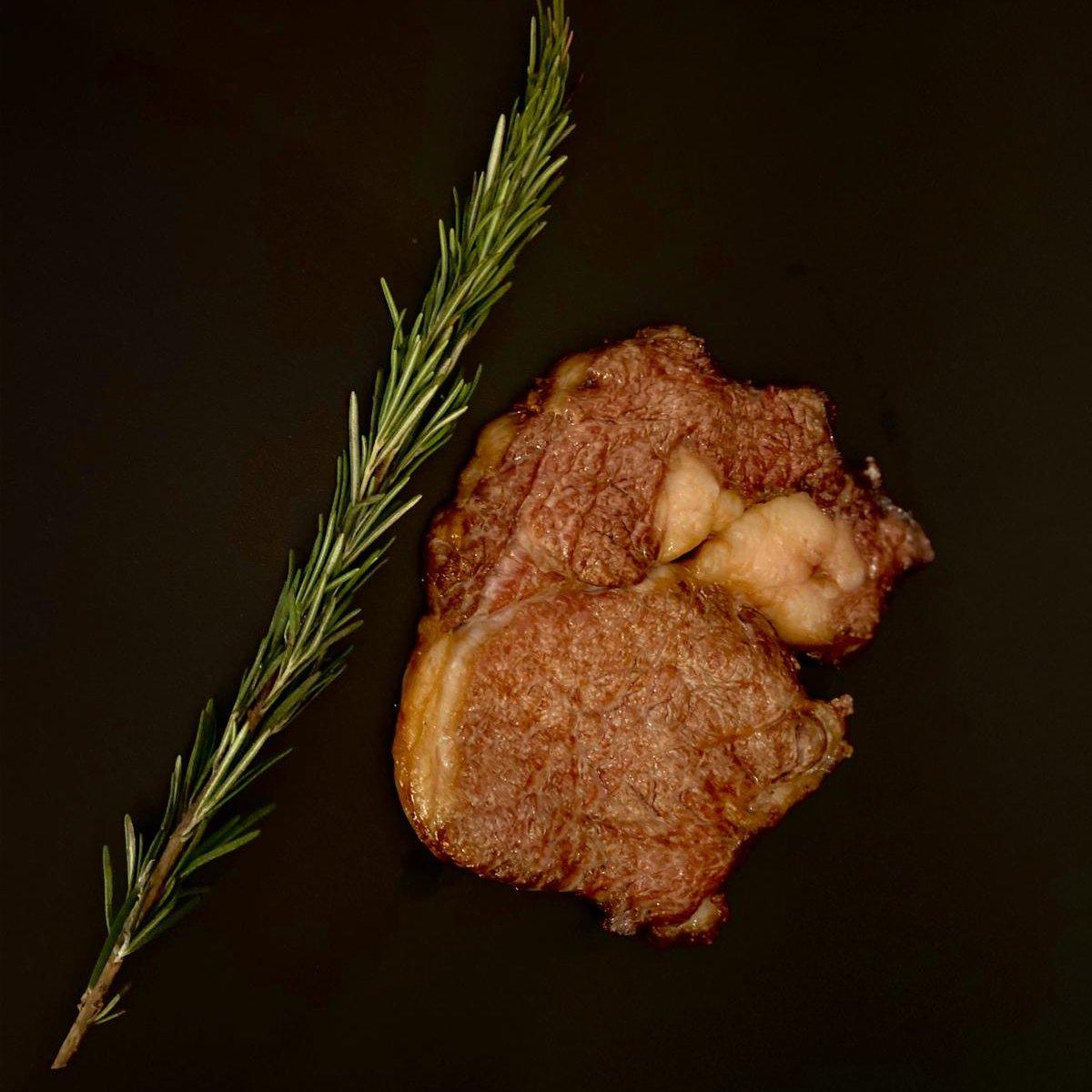 Ribeye Steak gebraten