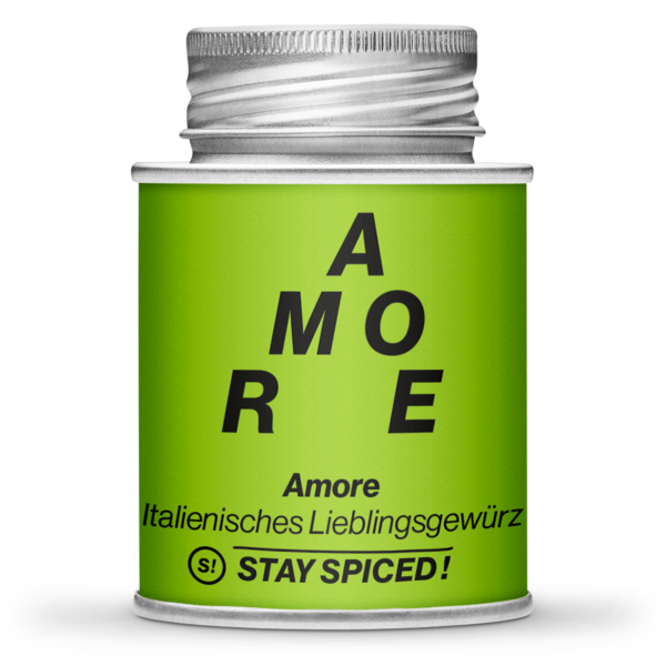 Stay Spiced! - AMORE - Amore Italienisches Lieblingsgewürz