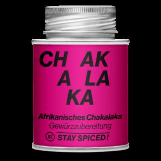 Stay Spiced! - CHAKALAKA - Afrikanische Gewürzmischung