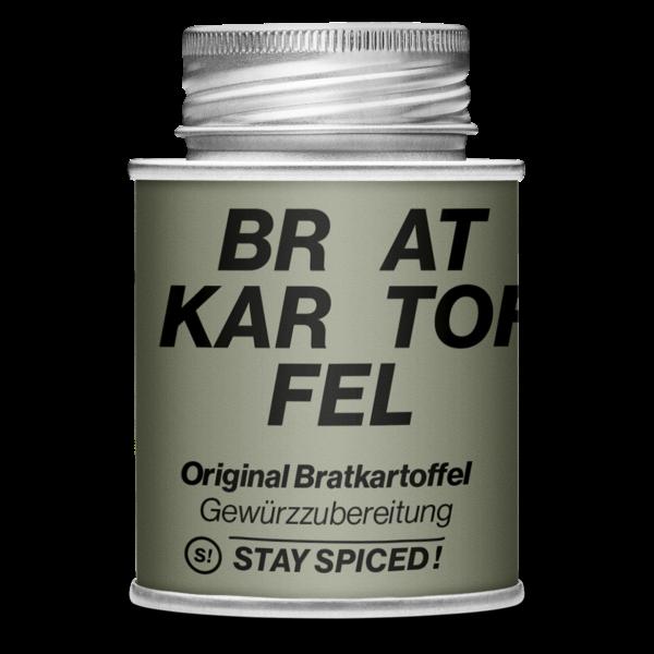 Stay Spiced! - BRATKARTOFFEL - Original Salzburger Bratkartoffel Gewürzzubereitung